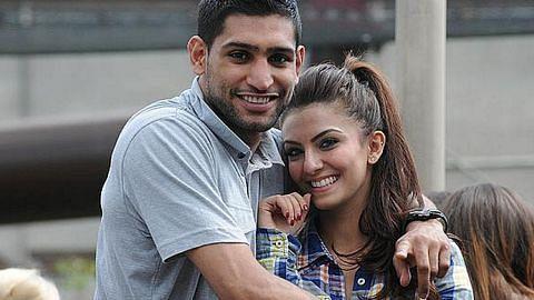 Amir 'tersepit' dalam perbalahan antara keluarga dengan isteri...