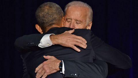 Obama tinggalkan legasi bersejarah