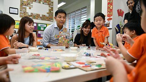 Kehadiran kanak-kanak program KidSTART di sekolah lebih konsisten
