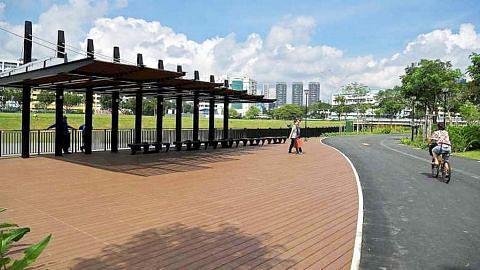 Kemudahan baru mesra penduduk di Sungai Kallang