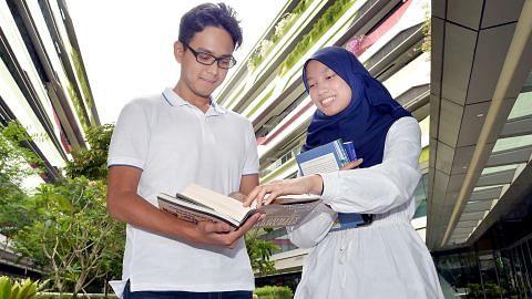 SUTD pilihan pelajar 'dari' Bahrain dan Johor