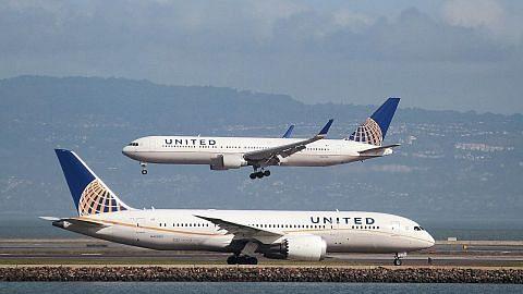 Khidmat United Airlines dipulih