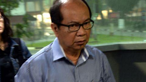KES MENIPU PROJEK PENYALAAN LAMPU RAYA GEYLANG SERAI Mantan presiden MP ditanya mengenai pembahagian pembayaran