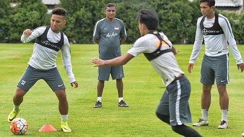 Piala Asia peluang terbaik Singa tebus kecewa BOLA SEPAK SETEMPAT