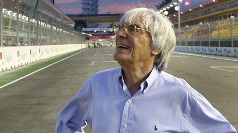 FORMULA UNTUK KERJAYA YANG LEBIH 'PANTAS' Bernie jadikan F1 sukan terunggul dan menguntungkan