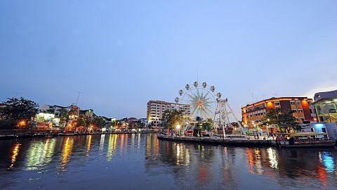 Melaka kejar pelaburan di samping kekal unsur sejarah