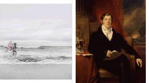 Pameran mengenai Empayar British pamer 200 karya seni