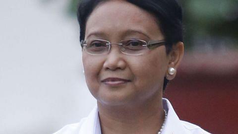 Menteri Luar Indonesia lawat S'pura