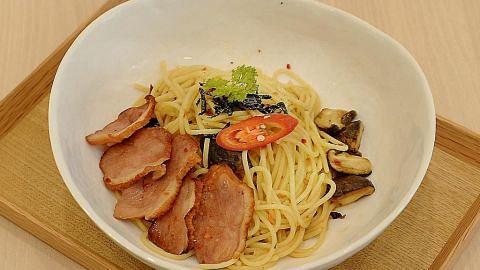Kafe gabung unsur Jepun dan Perancis