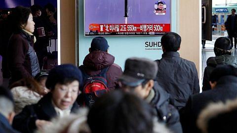 Korea U sahkan berjaya lancar peluru berpandu