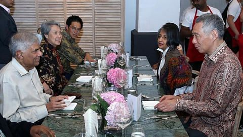 Dagang Bebas: PM Lee harap ikat janji dengan Sri Lanka tahun ini