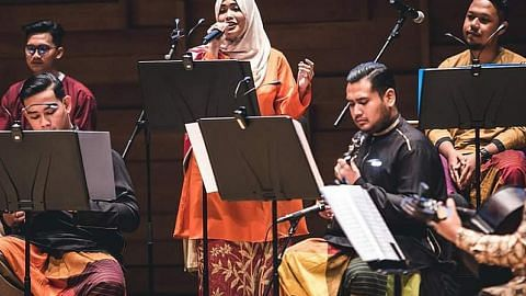 Cinta lagu Melayu berputik selepas hadiri konsert kenang Kartina Dahari