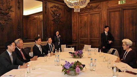 Eng Hen: AS dan China harus nyatakan objektif dasar luar di Asia