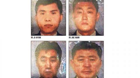 Empat suspek dari Korea Utara dipercayai tinggalkan M'sia pada hari pembunuhan