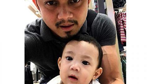 Hairul, Hanis Zalikha enggan anak 'bekerja' kerana terlalu kecil