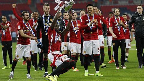 Mourinho cabar pemain capai kemenangan lebih besar PIALA LIGA ENGLAND