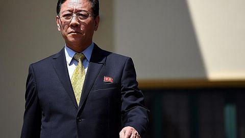 Malaysia usir duta besar Korea Utara