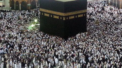 Di situ Kaabah, di situlah kebesaran Allah