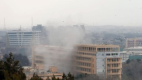 Hospital tentera Afghan diserang, lebih 30 mati