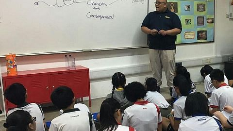 Pengalaman lalu dorong bantu bimbing kanak-kanak berisiko