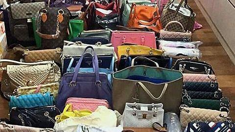 150 beg mewah antara dirampas