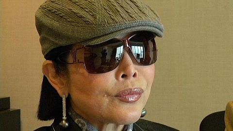 Anita Sarawak, Rahimah Rahim dalam Dewan Masyhur Wanita Singapura