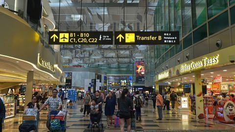 Changi Lapangan Terbang Terbaik Dunia lima tahun berturut-turut