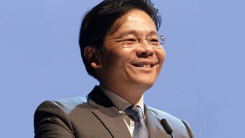 Lawrence Wong hadiri mesyuarat G-20
