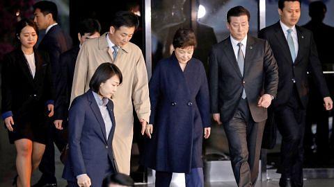 Park disoal siasat selama 22 jam berkaitan rasuah