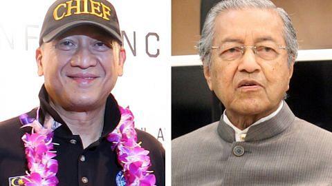 Bahas Nazri-Mahathir ditunda ke 7 April