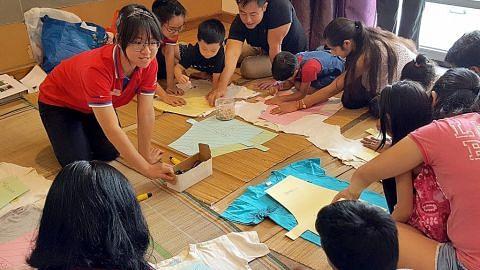 Mendidik anak jaga alam sekitar