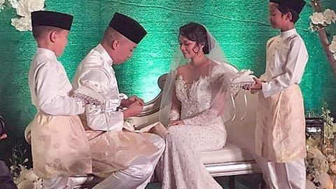 Nora Danish nikah