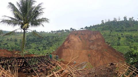 Tanah runtuh: Puluhan maut di Jawa Timur...
