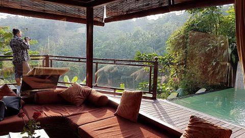 Bulan madu di Indonesia dan Malaysia