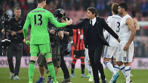 LIGA PERDANA ENGLAND Conte: Saingan hanya antara Chelsea, Spurs