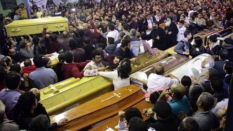Mesir isytihar darurat