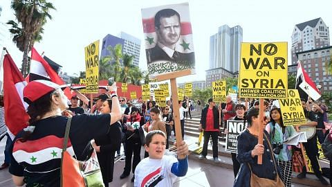 Iran gesa Syria pastikan AS terima padah