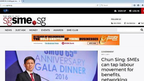 SPH lancar gerbang dwibahasa baru bagi pemilik SME