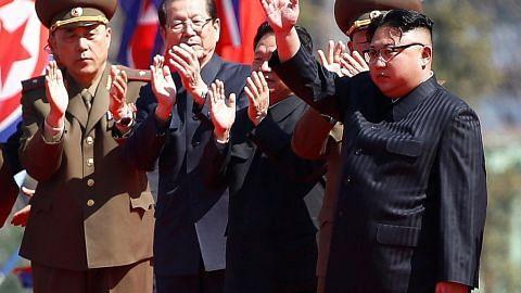 'Pyongyang siap lancar ujian nuklear esok'