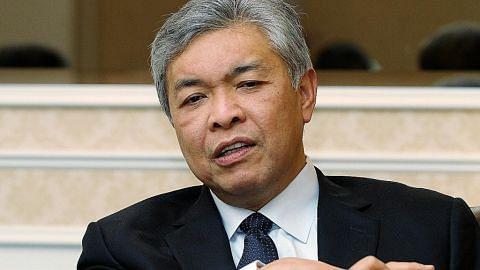 Zahid mahu sistem pendidikan Malaysia dilihat semula demi perpaduan negara