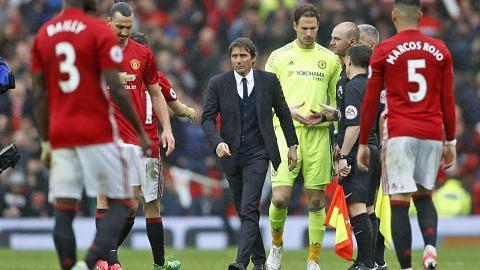 'Mimpi buruk' di Old Trafford tidak jejas peluang Chelsea jadi juara LIGA PERDANA ENGLAND