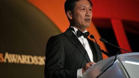 Ye Kung: Wira baru warga Singapura haruslah seorang usahawan