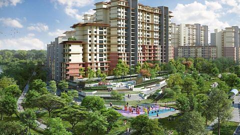 2,000 unit rumah awam baru ditawar di Pasir Ris