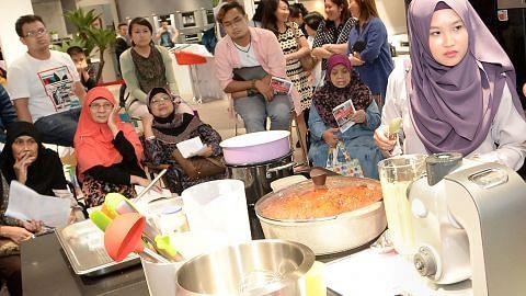 Berpeluang belajar masak sajian Mexico daripada Cef Mel