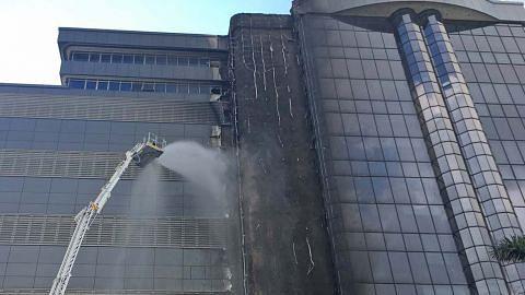 Wanita maut dalam kebakaran bangunan di Jurong East