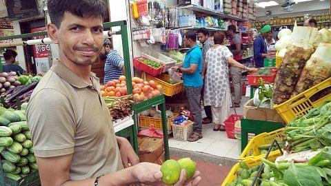 Dulu ramai pekerja kunjungi Mini Bangladesh...