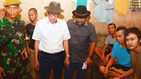 Menteri: Kes lari penjara Pekanbaru ada kaitan dengan peras ugut
