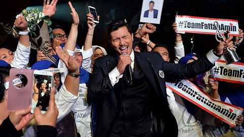 ANUGERAH BINTANG POPULAR BERITA HARIAN MALAYSIA 3.0 Fattah bintang paling popular, Neelofa, Janna pun menang besar