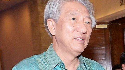 DPM Teo: Kepentingan bersama S'pura-China lebih besar daripada perbezaan pandangan