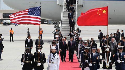 DIALOG SHANGRI-LA Geopolitik AS, China di Asia jadi tumpuan